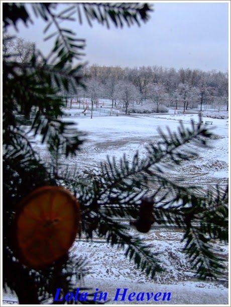 Świąteczne popołudnie z piernikiem staropolskim ( finał leżakowania )