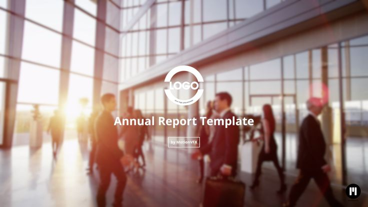 New #FCPX & #Motion5 Template! Annual Report - www.motionvfx.com/N2097 #FinalCutProX #VideoEditing #Apple #Design