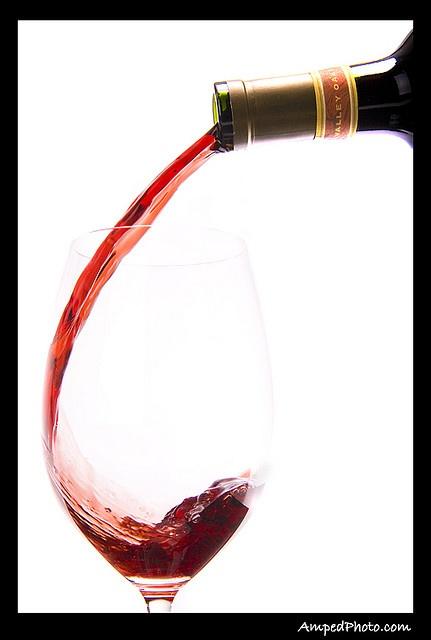 Wine is Art. ~ AmpedPhoto