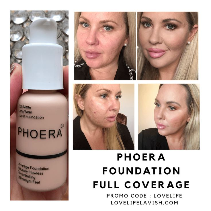 Phoera 10 Discount Code Coverage Foundation Promo Codes Oil Free Foundation