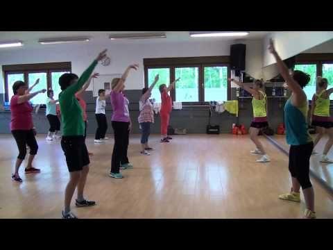Zumba Gold - warm-up 1 - Duffy - Mercy (Zumba à Liège) - YouTube