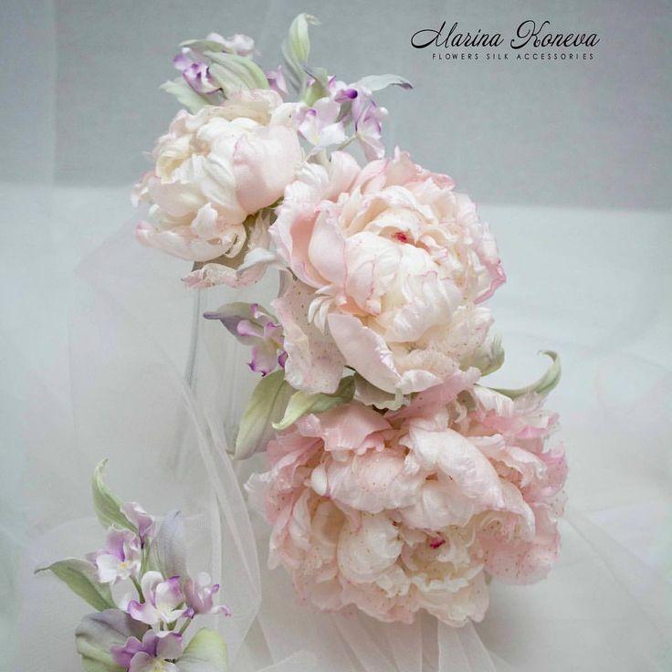 """395 отметок «Нравится», 12 комментариев — Marina Koneva (@marina_konevaflower) в Instagram: «""""Нет на свете дизайнера лучше, чем сама природа."""" Ли Александр Маккуин  мои садовые цветочки…»"""
