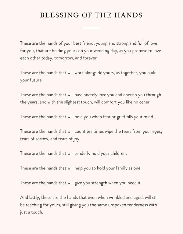 The Best Wedding Ceremony Readings
