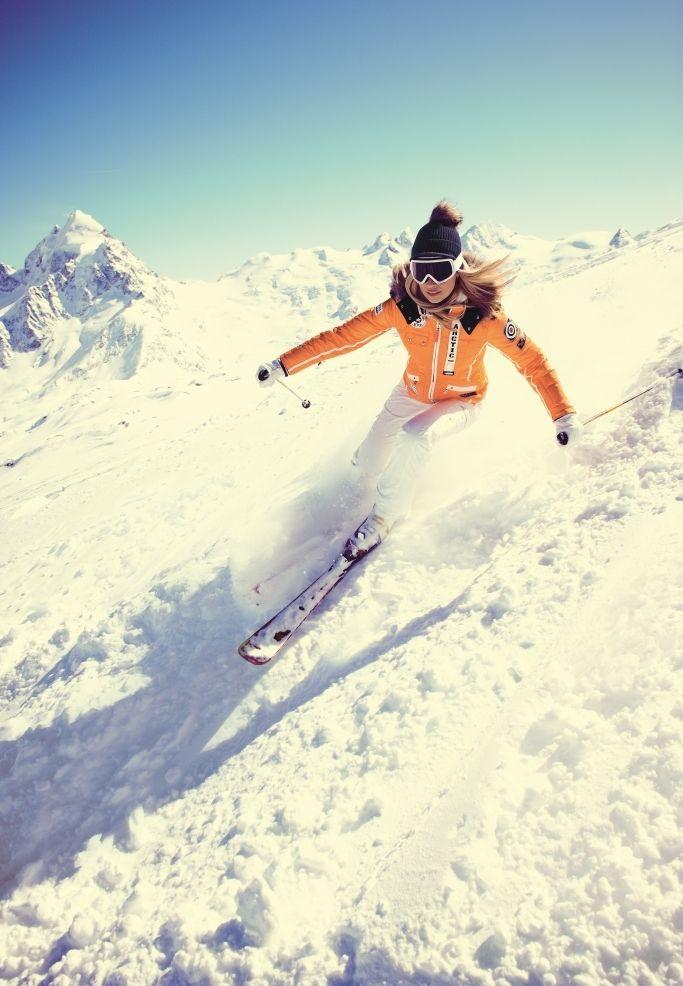 Bogner Sport Ski: Individual fashion that demonstrates creativity and practical versatility.