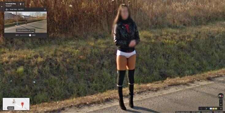Hungary :: Street-view-girls