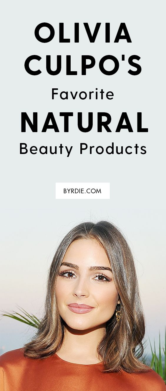 10 Natural Products That Miranda Kerr, Olivia Culpo, and More Swear By