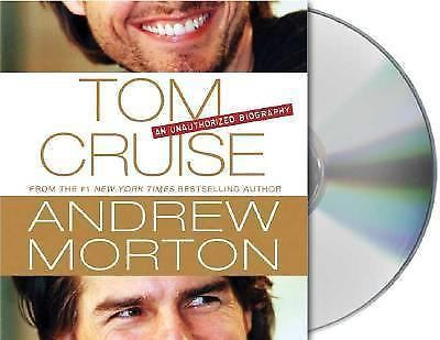 Tom Cruise : An Unauthorized Biography by Andrew Morton (2008, CD, Abridged)