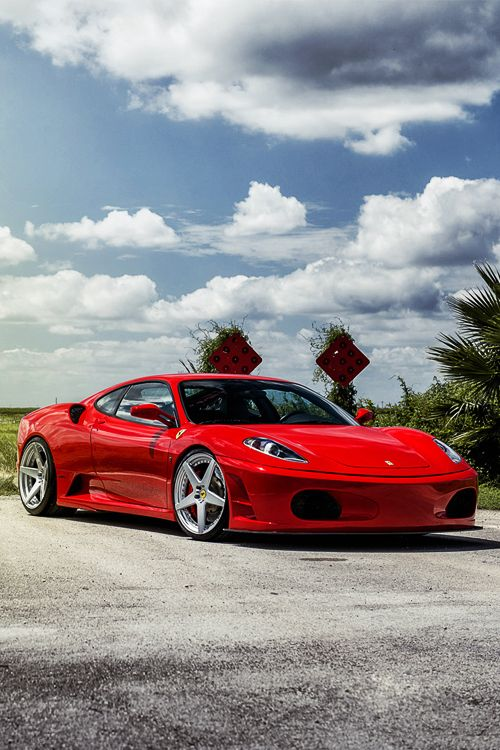 Ferrari F430... Used to have this car wish my dad didn't sell it