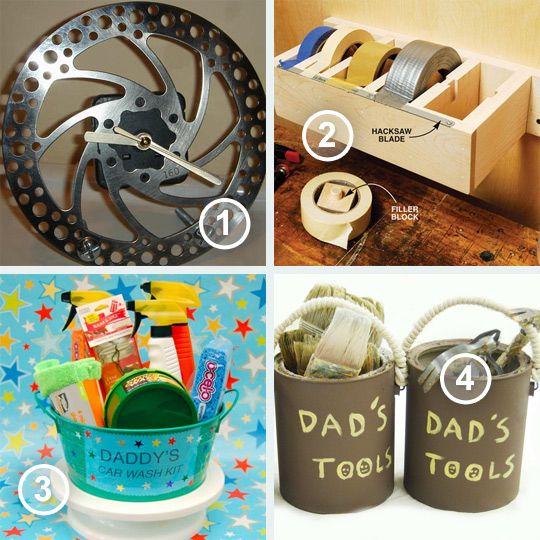 vaderdag cadeau's voor stoere vaders