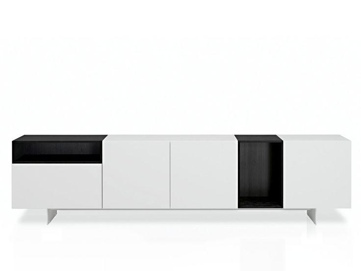 Modern modular system by Piero Lissoni for Porro