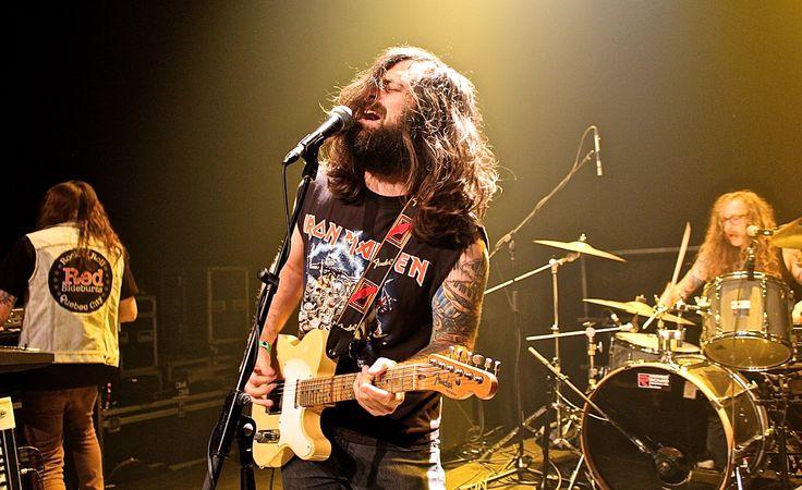 Red Sideburns Festival Envol Et Macadam  Jeudi 10 septembre 2015  #Festival #Québec #Punk #Rock #Live #Show #EnvoletMacadam #Planetrox #Music   Photo par : Francois O. Valenti