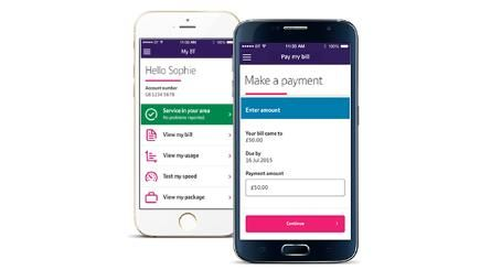 From checking and paying bills to checking broadband speeds and even restarting your router. The new-look My BT app is the quickest and easiest way for customers to stay up to date with their account.