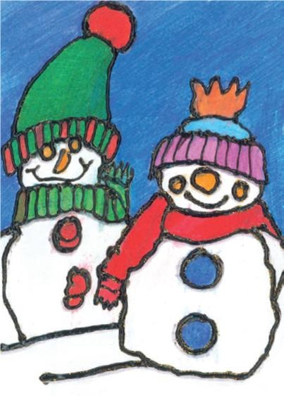 2012 Christmas Cards - available in a pack of 8 designs (1 of each) for £3.50 (+P) - contact us through FB to order
