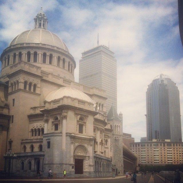 City of Boston en Massachusetts