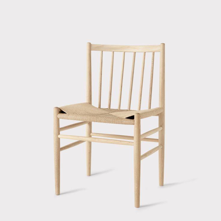 J80 chair by Jørgen Bækmark, for Mater