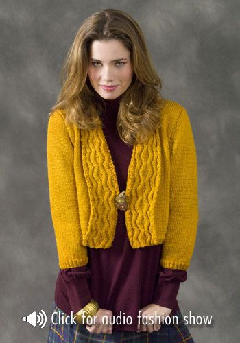 736 best images about knit 3/4 sleeve on Pinterest