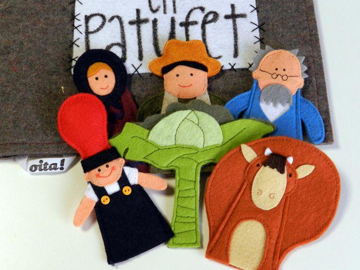 El conte d'en Patufet  www.oita.cat