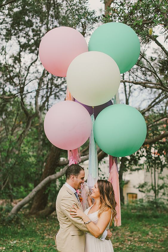A Carnival Inspired Sydney Wedding by Lara Hotz Photography