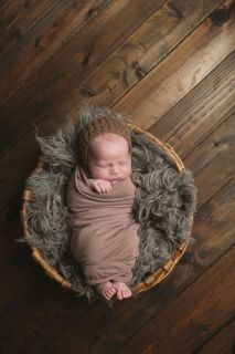 cute little newborn