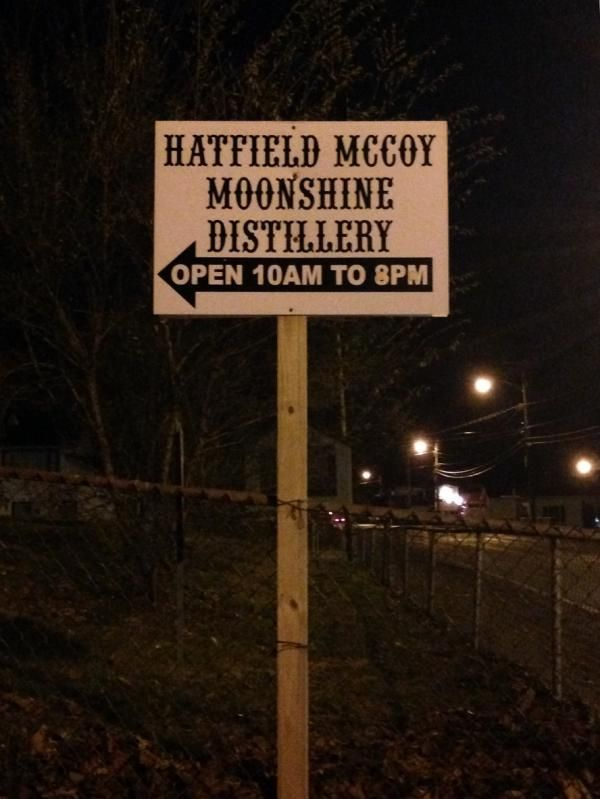 GILBERT, W.Va. (AP) — After generations of bootlegging, direct descendants of the Hatfields have teamed up with the McCoy name to produce legal moonshine in southern West Virginia with the state's blessing — the start of a new legacy for the families made famous for their 19th-century feud.