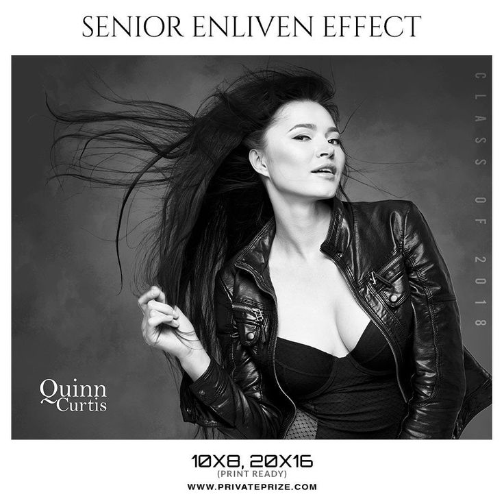 QUINN CURTIS - SENIOR ENLIVEN EFFECT