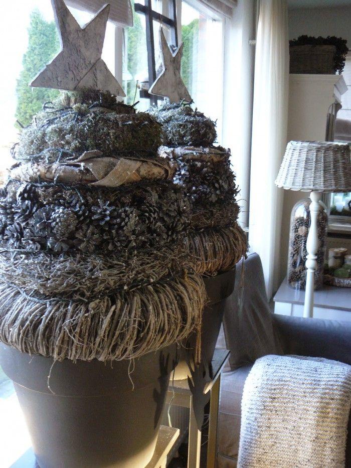 stoere potten voor vensterbank of mooi op eettafel