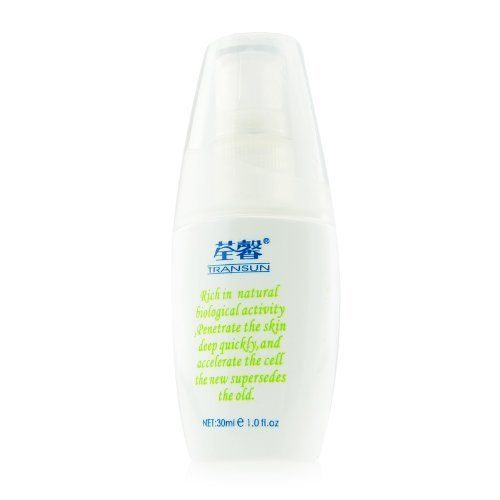 Transun KGF Aloe Polysaccharides Repair Spray*4 by Transun. $104.00. Relieve symptoms like burn, fever, red, tingling caused by insolation, prevent melanin formation, replenish moisture to skin.. It also can control acne breakout, diminishing inflammation and preventing acne diffusion, infection, tightening skin during healing period.. Effectively repair and do detoxification at the same time whitening skin gradually.. It also can be used at any time and place to soothe s...