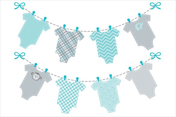 23 Free Psd Ai Vector Eps Format Download Free Premium Templates Banner Clip Art Baby Clip Art Baby Boy Banner