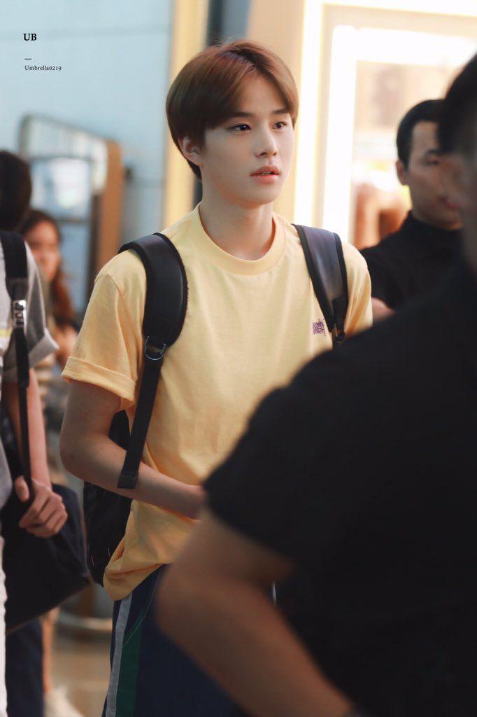 180727 Jungwoo 정우 Nct Airport Nct Kim Lee