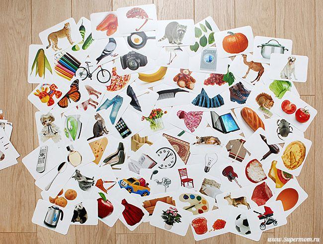 Énorme banque d'images pour créer ses cartes de nomenclatures et exercices de tri...