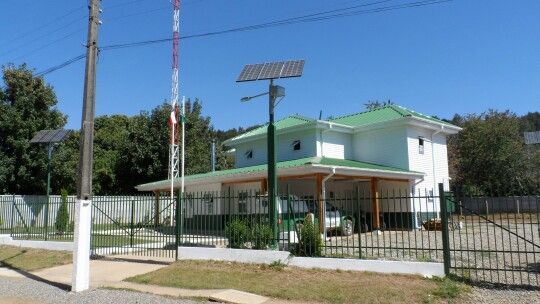 Police Station, Valdivia, Chile