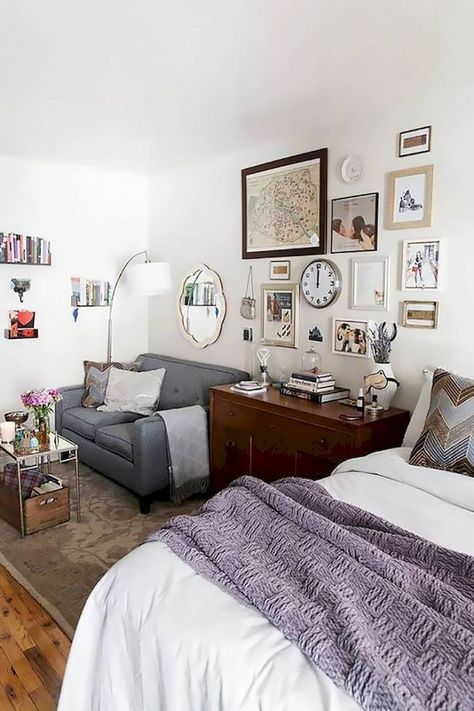 77 Magnificent Small Studio Apartment Decor Ideas (46 in 2018