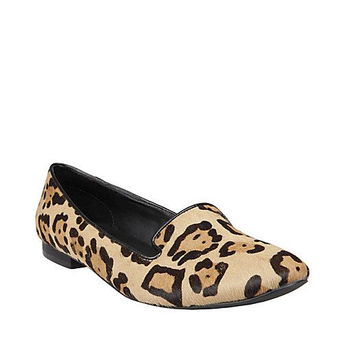 Steve Madden Croquetl in Leopard. Bought myself a pair of these as a compromise for the leopard loafers I wanted. I love Steve Madden shoes.