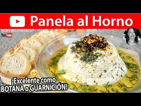 CÓMO HACER PANELA AL HORNO    Vicky Receta Facil