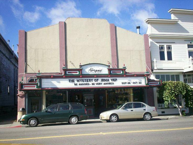 Ferndale movie theater... Jim Carrey