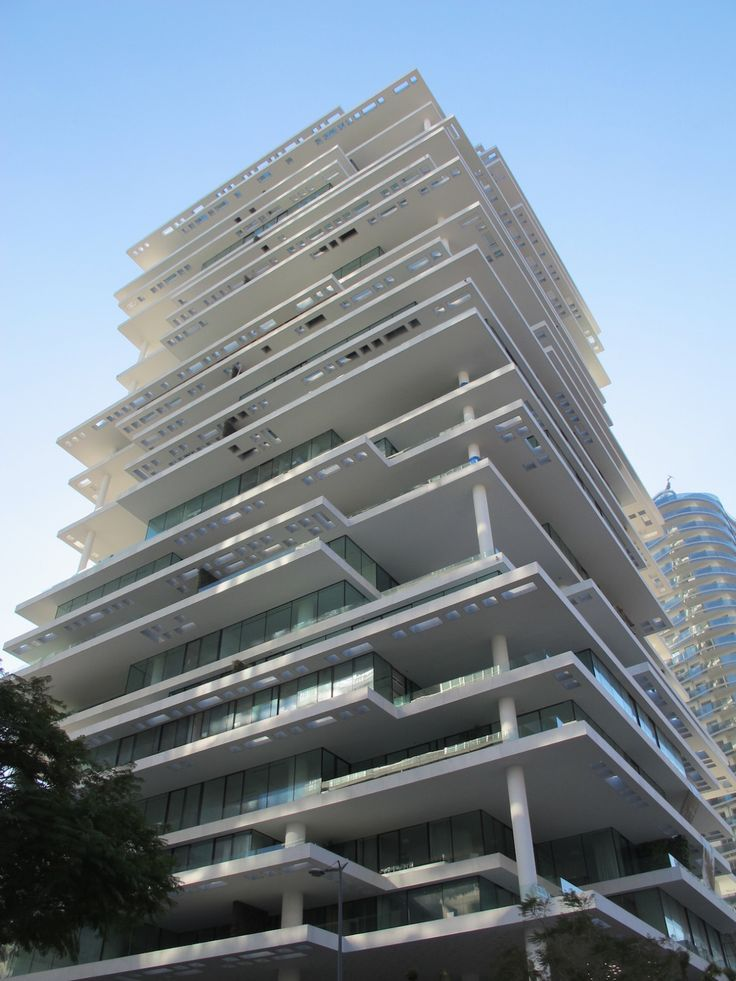 Beirut Terraces, Herzog & de Meuron, architects. Photo ©January 2016…