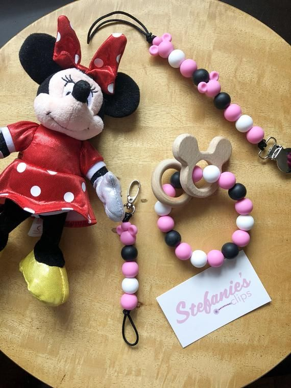 BABY TEETHER WATER FILLED RING SOOTHER MICKEY MOUSE UK SELLER