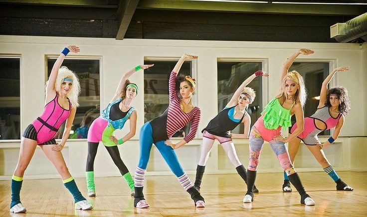 Halloween Costume Idea - 80s Workout @Keisha Egbert Carman I'm thinking this is what I'll do for your party!