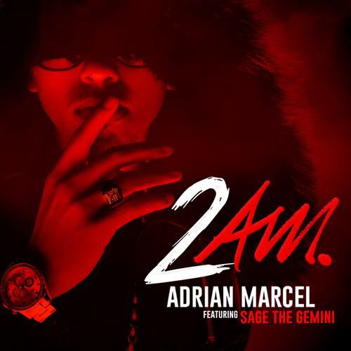 I'm listening to 2AM. by Adrian Marcel on Pandora