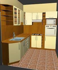 Výsledek obrázku pro malé kuchyně do paneláku
