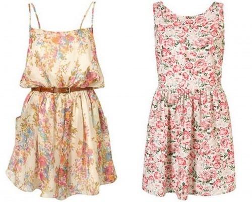 Cute cute cute dresses.