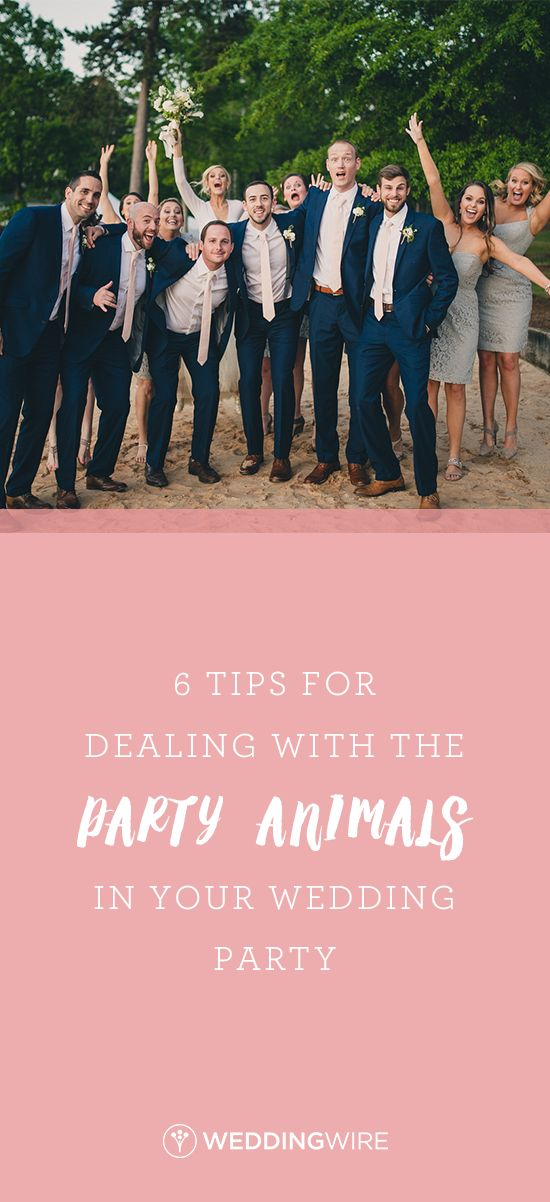Wedding Gift From Groomsmen Etiquette : ... Party Animals in Your Wedding Party Groomsmen, We and The ojays