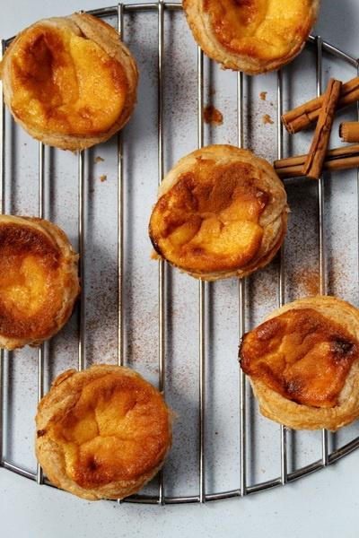 Pastel de nata – portugál krémes sütemény | Rita konyhája - receptek