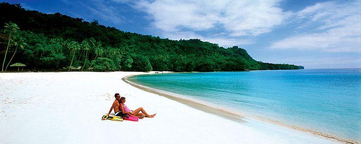Romance and the tropics.