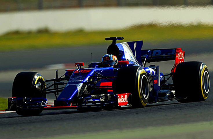 Toro Rosso STR12 - Renault