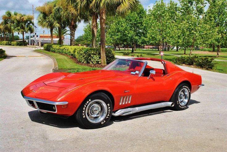 1969 Chevrolet Corvette for sale #1983615 - Hemmings Motor News