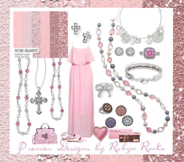 2016 spring pantone with premier designs jewlery