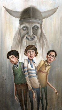 This is amazing! Freaks and Geeks foreva!