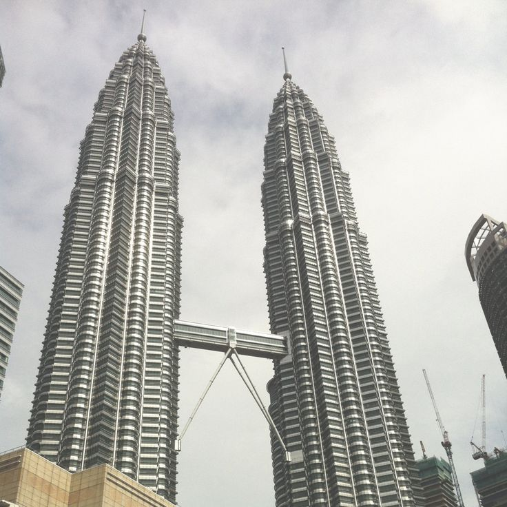 Petronas Twin Towers..You pretty beast!#kl #malaysia