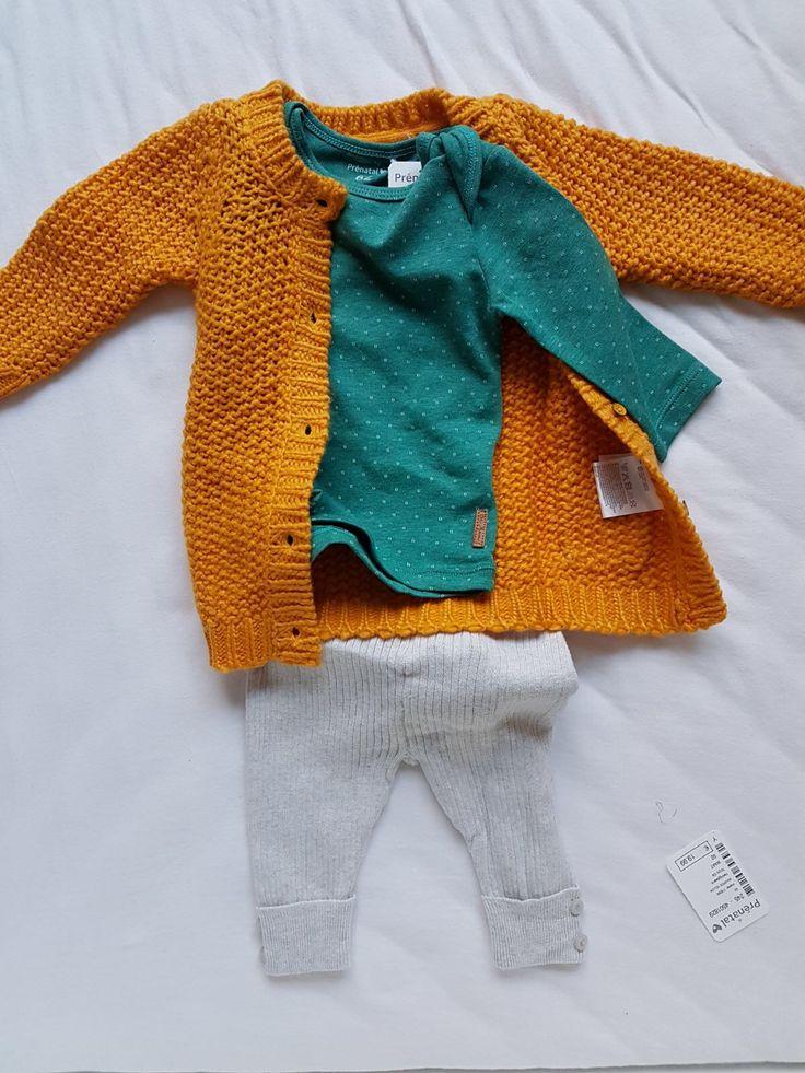 Te schattige meisjes outfit! 😍 Niet zoet of met frutsels, love it! #Prenatal